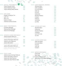 Price List Designed for Beauty Associates Eyelashes, Eyebrows, Lash Tint, Eyebrow Tinting, Toni And Guy, Price List, Facial Treatment, Beauty Bar, Hair Removal