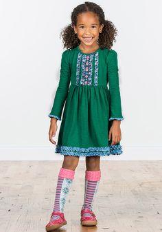 Matilda Jane-Family Tree Dress (2Y-14Y)