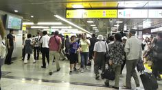 Tokyo Station Subway Japan - Stock Footage | by boscorelli www.pond5.com/stock-footage/12359491/tokyo-station-subway-japan.html?ref=boscorelli