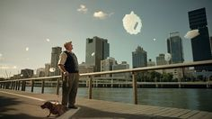 Heavenly Hands 'Foam is in the Air' TV Commercial by Taxi Film Production. TV commercial for Heavenly Hands handwash shot over two days across Brisbane city. A seamless combination of real foam 'flogos' shapes and computer generated foam shapes feature in this commercial.