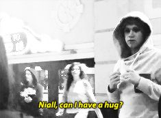 Aww @Niall Dunican Horan so sweet! I want a Horan hug  I'm cold went outside with ma little brother in the snow