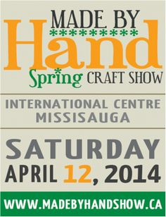 Free Park, Spring Crafts, Centre, Spring 2014, Creative, Handmade, Join, Hand Made