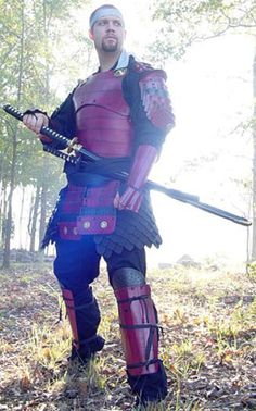 ElvenForge - Samurai Armor