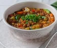 Quick Healthy Lentil and Vegetable Stew | Official Thermomix Recipe Community