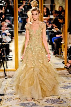 Marchesa- Fall 2012 Collection