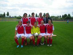 Das Frauenfußball-Team der FAU ist Deutscher Hocschulmeister 2014.