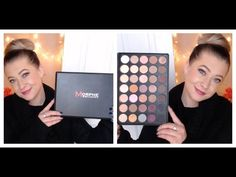 MORPHE BRUSHES eyeshadow review! Amazing pigment at only $2 a shadow! AMAZING