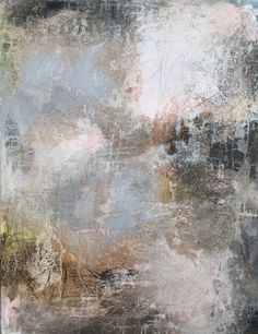 ...abstract art by sonja blaess...terre sauvage...2016...