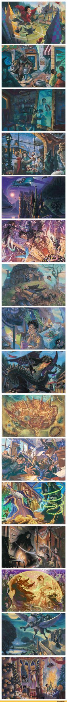 Harry Potter - adventures