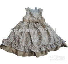 Girls Dresses Free Shipping Girls Dresses HM Princess dress bowknot Size :100 110 120 130CM-in Dresses from Apparel & Accessories on Aliexpress.com