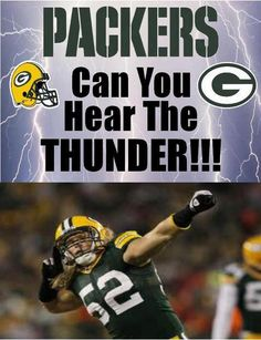 Packers win against the Redskins 9-15-2013