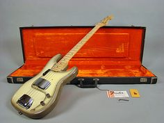fender-Precision Bass, P- Bass -1978-Antigua