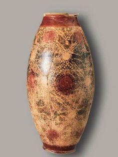 Late La Tène painted pottery, Bibracte
