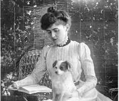 "Author Edith Wharton. Photo: Beinecke Library. Fuse Film Review by Helen Epstein: ""An Obscure But Fascinating Documentary on the Life of Edith Wharton."""