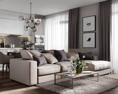 Gefällt mir, 67 Kommentare – Alexey Volkov ( zu In likes 67 Comments Alexey Volkov ( to In room# # Living room cabinet living room furniture # carpet Home Living Room, Apartment Living, Living Room Designs, Living Room Decor, Living Spaces, Muebles Living, Interior Decorating, Interior Design, Sofa Design
