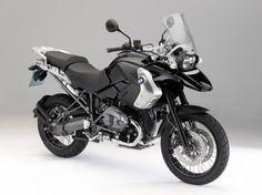 BMW 1200GS Triple Black
