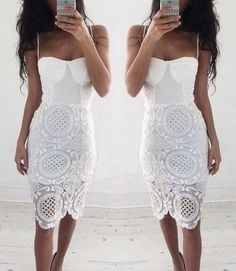 Stella Bustier Dress – Dream Closet Couture