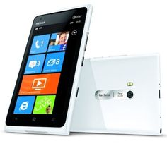 Nokia Lumia 900 will be available on April 8th for $99.99. Pre-orders for the cyan or black versions start on March 30th. The high-gloss white version will be on sale beginning April 22nd.