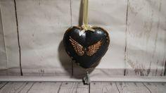 #39 / HEART WITH FORM / SERCE Z FORMAMI / TUTORIAL DIY / DECOUPAGE