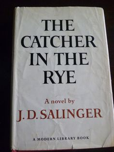 the catcher in the rye by j d salinger 2 essay The catcher in he rye is an ideal read for high school students,  both are inspired from jd salinger's the catcher in the rye, very famous novel read more.