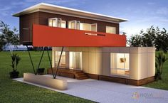 10 Prefab Shipping Container Homes From $24k:
