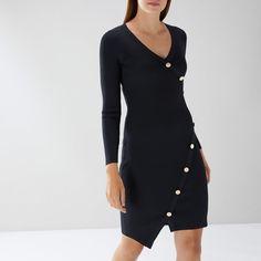 a722dac3f648 Coast Navy Dresses Maddox Button Knit Dress 2018620  www.jigsawfashiondresses.com/coast-