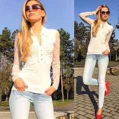 The spring is here, new jeans and upwears are witing for you!  #mayochix #mayochixgirl #fashion #style #hot #classy #ootd #shopping #instadaily @alizgombos @mayo_chix