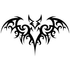 Free download - Bat Tattoo transparent PNG image, clipart picture with no background - miscellaneous, tattoos.