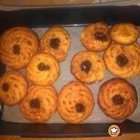 Ινδοκάρυδα Doughnut, Muffin, Cookies, Breakfast, Desserts, Food, Decor, Art, Crack Crackers