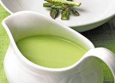 Crema fría de espárrago verde para #Mycook http://www.mycook.es/cocina/receta/crema-fria-de-esparrago-verde