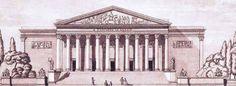 Big Building, Bourbon, Classical Architecture, Baroque, Big Ben, Facade, Taj Mahal, Empire, Louvre