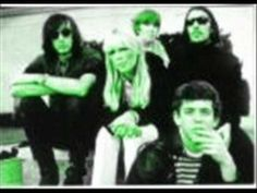 A pic. of the Velvet Underground set too their song Run Run Run
