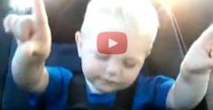 This Little Guy Praising The Lord Is Priceless!