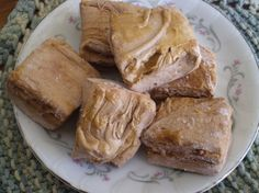 Chocolate Peanut Butter Swirl Gluten Free Marshmallows - 18 Pieces by Blue Ribbon Confections on Gourmly