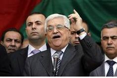 "Abbas 'Victory Speech': Jerusalem 'Eternal Capital of Palestine'  PA Chairman promises that someday the PA flag will fly over ""Jerusalem, eternal capital of the state of Palestine."""