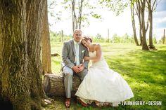 The perfect scenic venue.   Dixon's Apple Orchard and Wedding Venue, Chippewa Valley, WI
