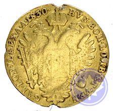 Monnaie autrichienne 1830 Ducat Franz I tb