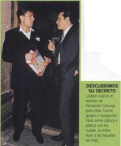 Фернандо Колунга / Fernando Colunga - Страница 181