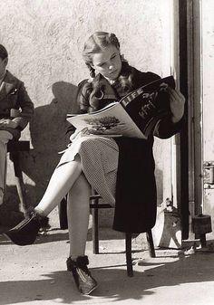 "Judy ""Dorothy"" Garland"