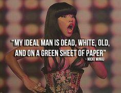 Nicki Minaj Bad Bitch Quotes - Bing Images