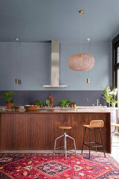 60 best La cuisine ose les couleurs sombres images on Pinterest in Cuisine Couleurs on