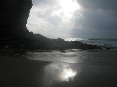 Toll  #beach #Bocadorio #camperlife #strand #vanlifeportugal