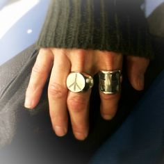 """New styles in the """"by me"""" signet ring family Signet Ring, Rings, Jewelry, Style, Swag, Jewlery, Bijoux, Schmuck, Jewerly"""