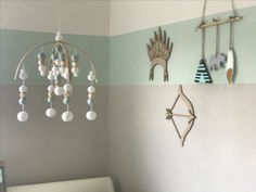 Baby boy nursery cowboy and Indian themed