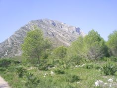 #Montgó- Denia- Spain- This is it !! :)