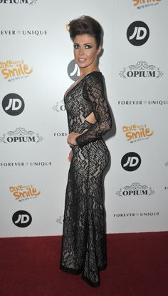 Kym Marsh – 'Once Upon a Smile' Charity Ball at The Hilton Hotel in Manchester 02.05.15