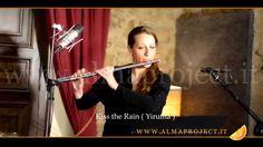 ALMA PROJECT - Harp & Flute DC - Kiss the Rain (Yiruma)