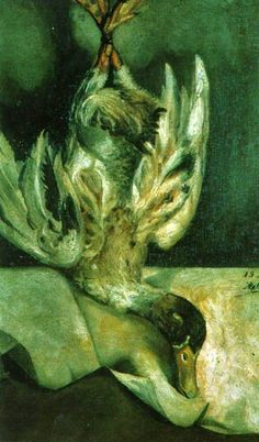 Duck (1918) by Salvador Dalí