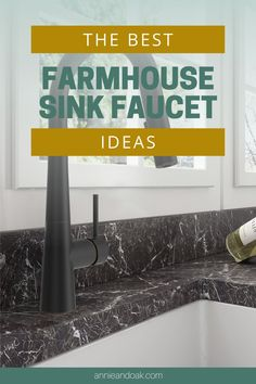 Best Kitchen Faucets, Best Faucet, Kitchen Styling, Kitchen Decor, Kitchen Design, Farmhouse Sink Kitchen, Polished Chrome, Things To Come, Explore