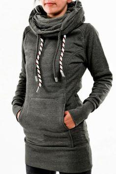 £14 Super long hoodie